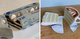 Hyper-realistické dezerty, ktoré ťažko rozoznáte od skutočných predmetov