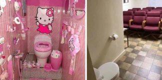 Najhoršie toalety | Desivé i smiešne fotografie toaliet z celého sveta