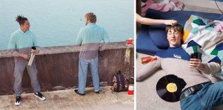 Štrikované svetre ako dokonalá kamufláž | Joseph Ford & Nina Dodd