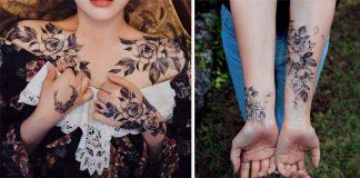 Tetovania inšpirované prírodou, ktoré dokonalé zapadnú na tele | Zihwa