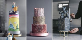 Luxusné poschodové torty, ktoré vám vyrazia dych | Tortik Annushka