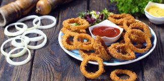 Chrumkavé cibuľové krúžky | Recept na obľúbené predjedlo z cibule