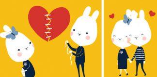 Nežné ilustrácie o priateľstve pripomínajú vzťah a starostlivosť o blízkych