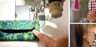 Ako ušiť rúško | 3 návody a rôzne strihy na ochranné rúška z látky