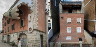 Alex Chinneck je sochár, ktorý ukazuje svet z inej perspektívy. A hľa...