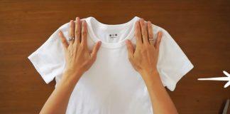 Rúško z trička | Návod ako si vyrobiť rúško zo starého trička bez šitia