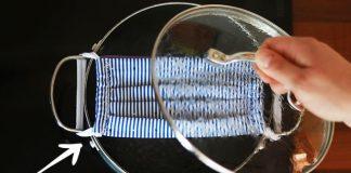 Ako sterilizovať látkové rúško | Spôsoby, ako dezinfikovať bavlenené rúško