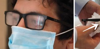 Účinné tipy proti zahmlievaniu okuliarov pri nosení ochranného rúška